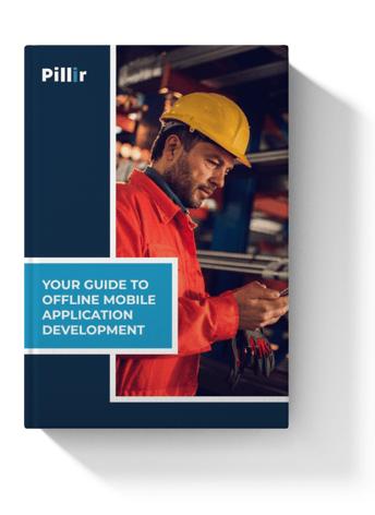 Ebook offline guide for application development book cover