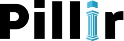 Logo - black text blue pillar (large)-1