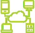 Cloud-Native Icon