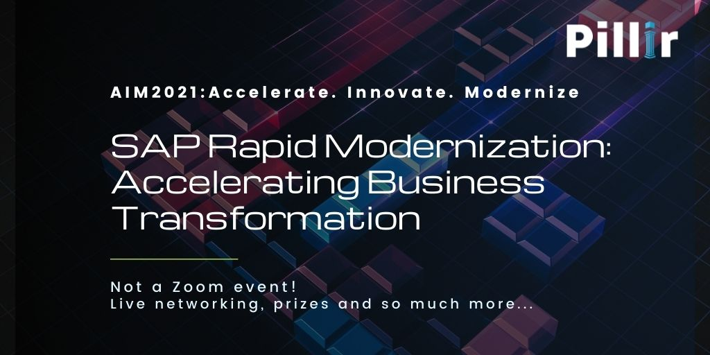 [Press Release] Pillir Debuts Innovative Low/No-Code Platform for Rapid SAP Modernization