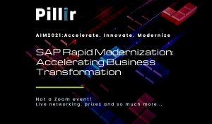 AIM2021 Accelerate. Innovate. Modernize 300x175