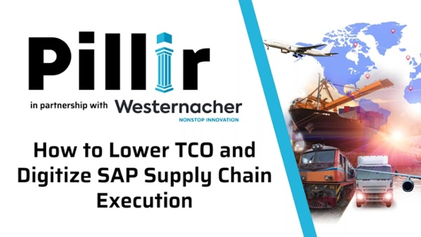 How to Lower the TCO and Digitize SAP Supply Chain Execution